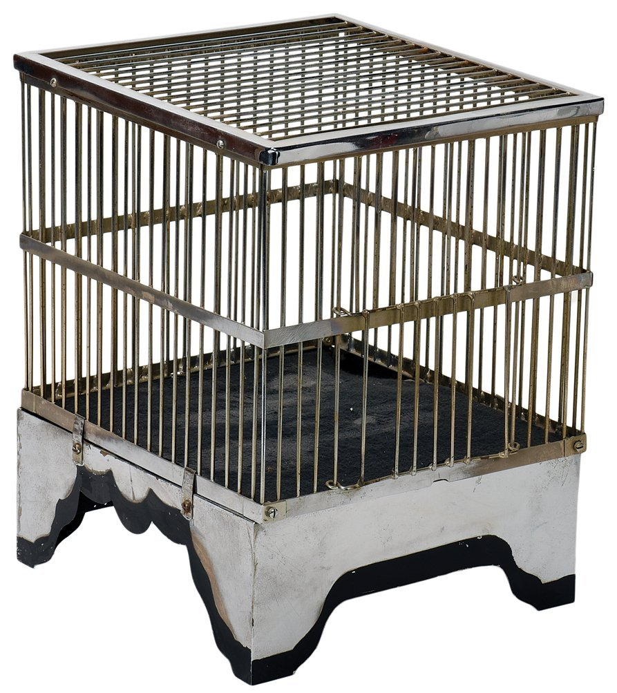 Canary Cage. Colon Michigan, Abbott's Magic Novelty