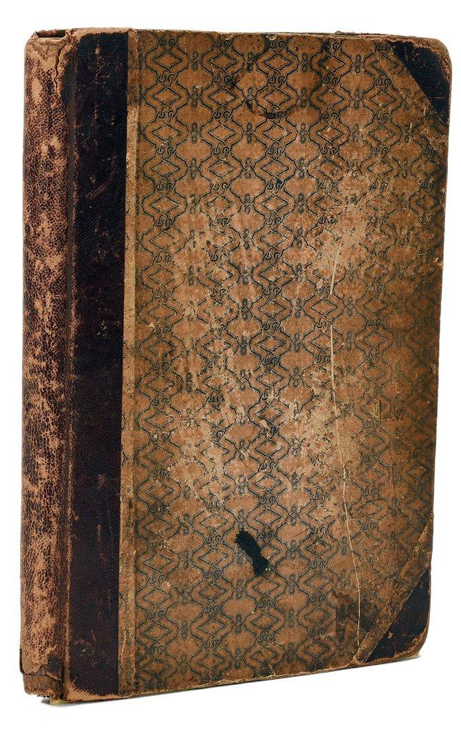 Victorian Magic Scrapbook with Original Artwork.