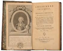 Pinetti & Decremps. Amusemens Physiques, etc.