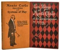 [Monte Carlo] Two vintage books on Monte Carlo.