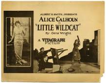 Little Wildcat. A Vitagraph Picture, 1922. Silent movie