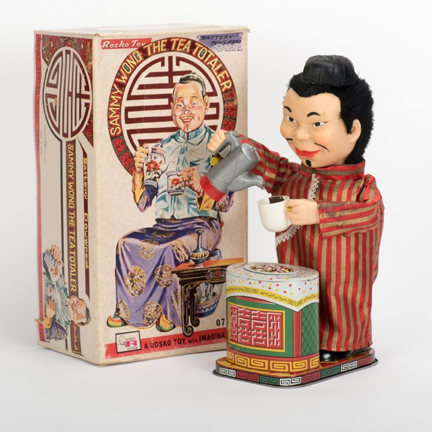 932. Sammy Wong the Tea Totaler. Japan, Rosko, ca.