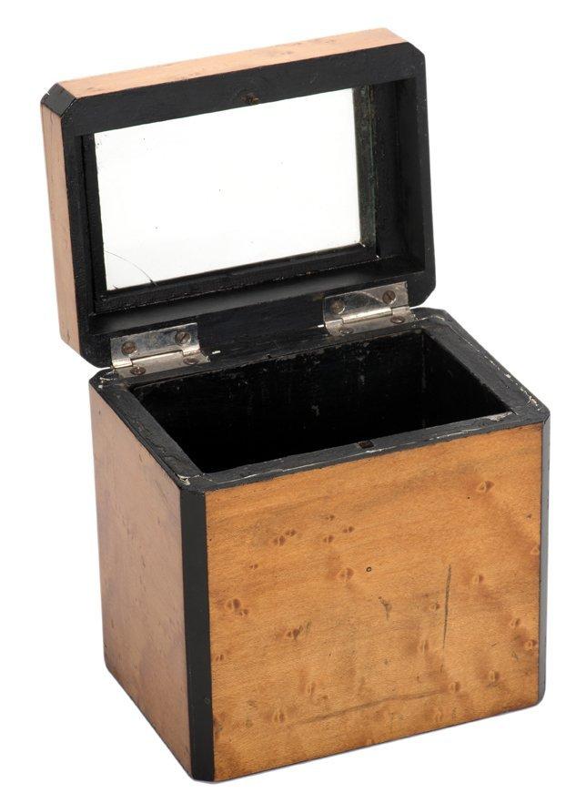 Bird Box. Martinka & Co., ca. 1890. A chosen card is