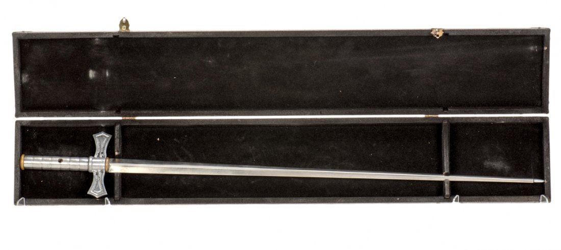 Card Sword. North Hollywood, Merv Taylor, ca. 1955.