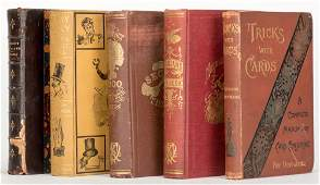 [Miscellaneous] Group of Five Nineteenth Century Books