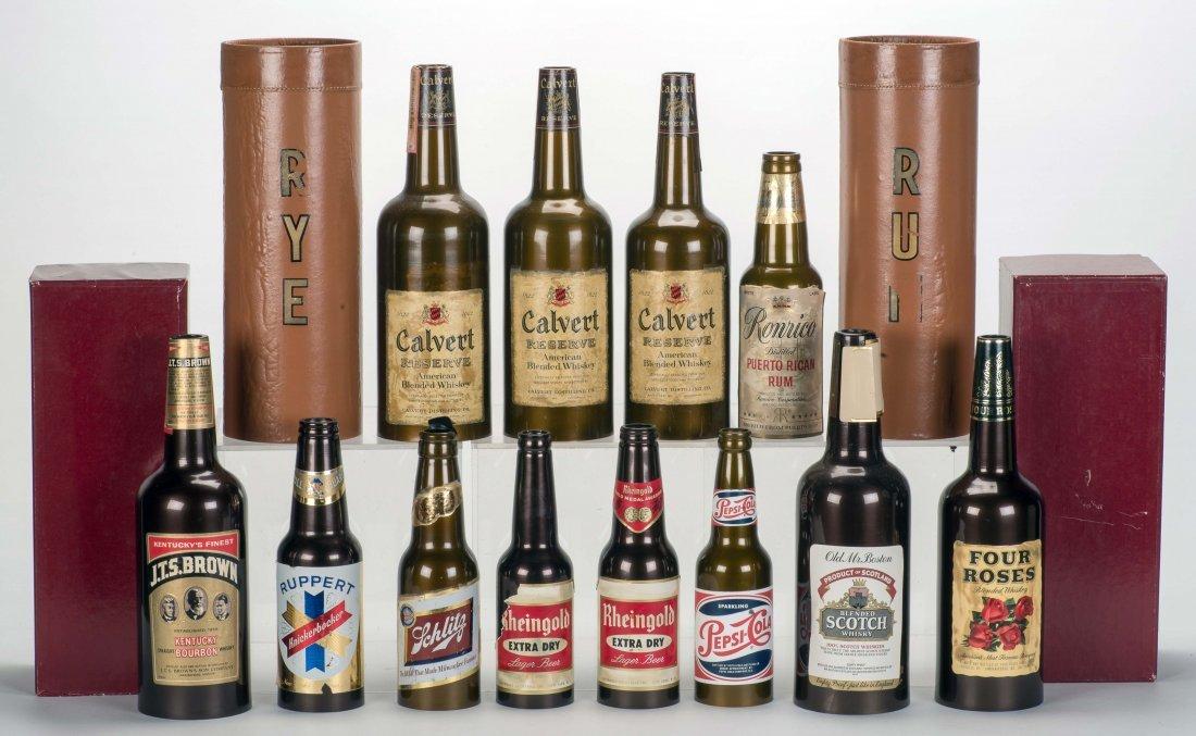 Himber, Richard. Himber's Own Multiplying Bottle Set.