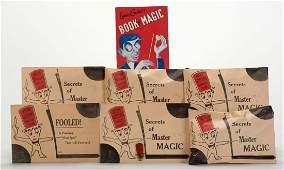 Eddie Cantor Magic Club Magic Sets Bridgeport Sherms
