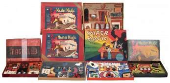 Magic Sets Group of Seven Sherms Magic Sets