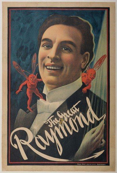 Raymond, Maurice. The Great Raymond. Birmingham: Moody