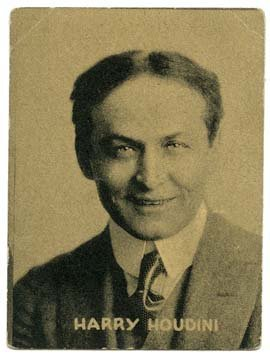 Houdini, Harry. Cuban Houdini Trade Card. Havana: Henry
