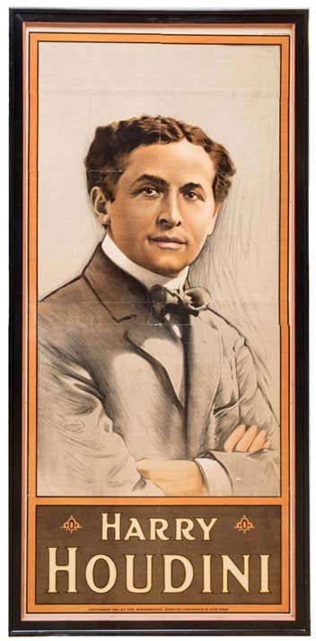 Houdini, Harry. Harry Houdini. Cincinnati: The