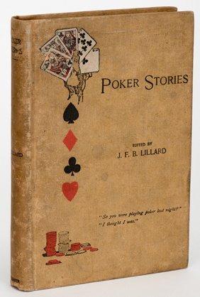 Lillard, J.f.b. Poker Stories, As Told By Statesmen,