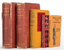 [Miscellaneous] Group of Five Vintage Books on