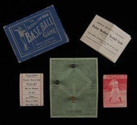 The National-american Baseball Game. New York, London,