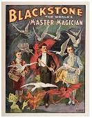 Blackstone, Harry (Henry Boughton). Blackstone the