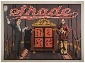 Shade, George. Shade The Wonder Worker. Chicago: