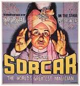Sorcar, Pratul Chandra. Sorcar. The World's Greatest