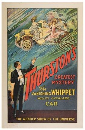 Thurston, Howard. Thurston's Greatest Mystery. The