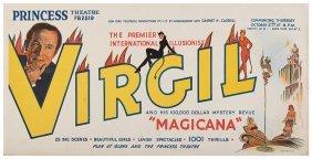 Virgil (virgil Harris Mulkey). The Premier