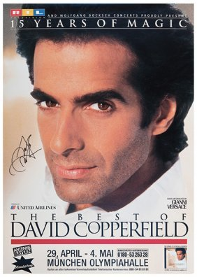 Copperfield, David. 15 Years Of Magic. The Best Of