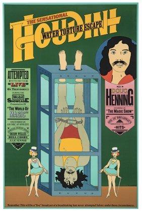 Henning, Doug. The Sensational Houdini Water Torture