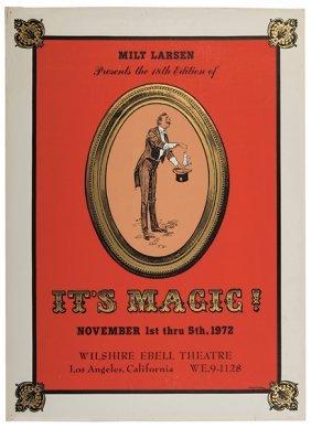 [it's Magic]it's Magic 1972. [los Angeles], 1972.