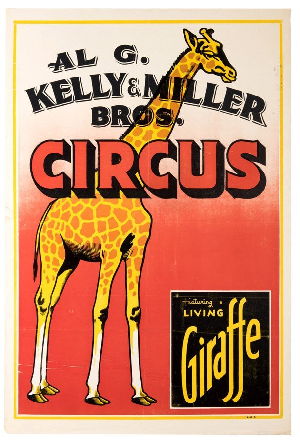 Al G. Kelly and Miller Brothers Circus. N.p., ca. 1944.
