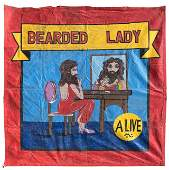 Bearded Lady. Alive! American, third or fourth quarter