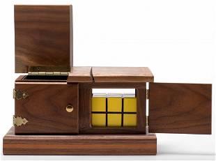 Jumbo See-Through Block Box. Cashmere: Magic House of