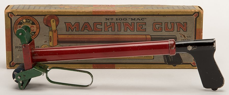 No. 100 Mac Machine Gun. Pittsburgh: McDowell