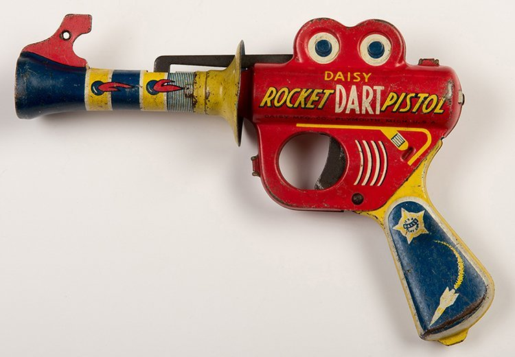 Rocket Dart Pistol. Plymouth: Daisy Manufacturing,