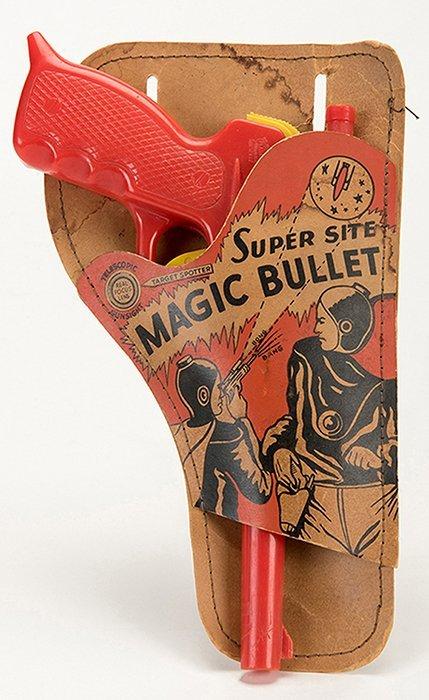 Super Site Magic Bullet Pistol. New York: 20th/21st