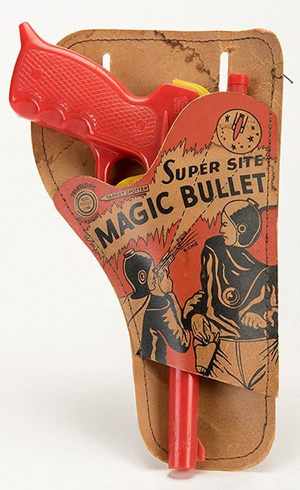 Super Site Magic Bullet Pistol. New York: 20th/21st