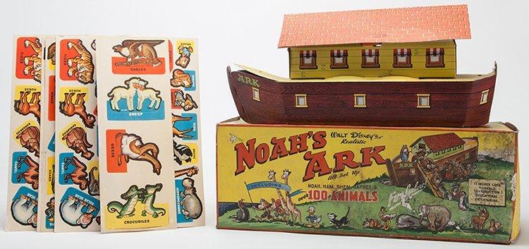 Noah's Ark. Walt Disney Productions, ca. 1940s.