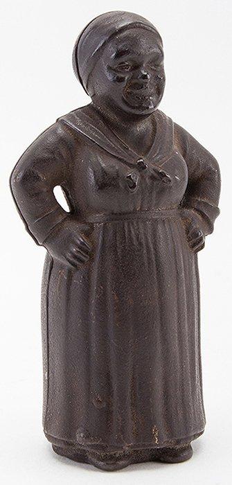 Aunt Jemima Toy Bank. American, early twentieth