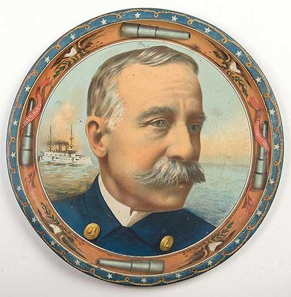 Dewey, George (Admiral of the Navy). Admiral Dewey