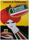 Villemot, Bernard. Sauce A LItalienne. Crosse &