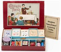 Conjuring Tricks Magic Set Bavaria JW Spear  Sons
