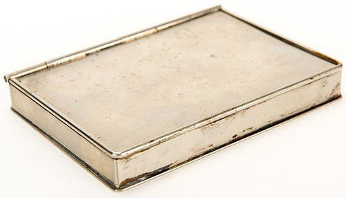 Card Box. New Haven: Petrie & Lewis (P&L), ca. 1930s.