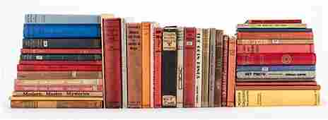 Miscellaneous Group of 42 Vintage Books on Conjuring