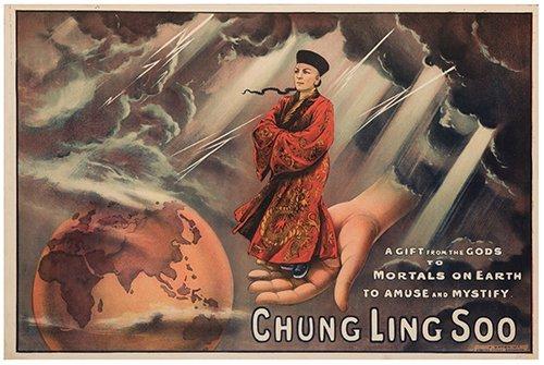 Chung Ling Soo (William Ellsworth Robinson). A Gift