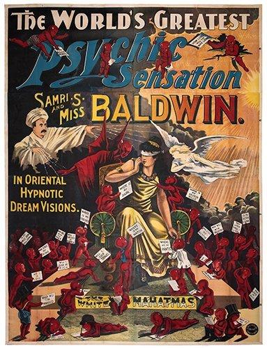 BALDWIN, SAMRI (SAMUEL SPENCER BALDWIN). The World's
