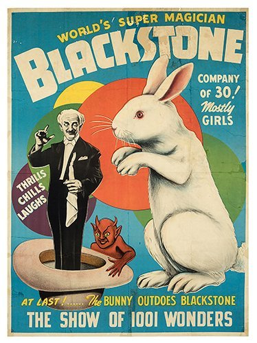 BLACKSTONE, HARRY (HENRY BOUGHTON). World's Super
