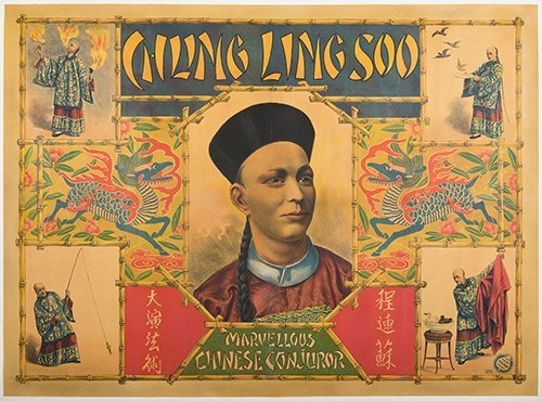 CHUNG LING SOO (WILLIAM ELLSWORTH ROBINSON). Chung Ling