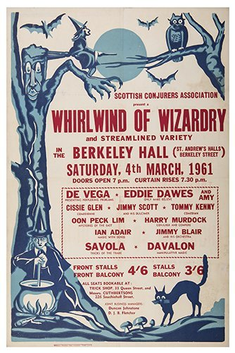 WHRILWIND OF WIZARDRY. Whirlwind of Wizardry.