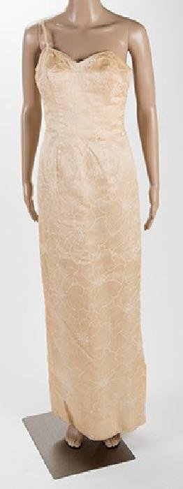 Marilyn Monroe Evening Gown and Shawl