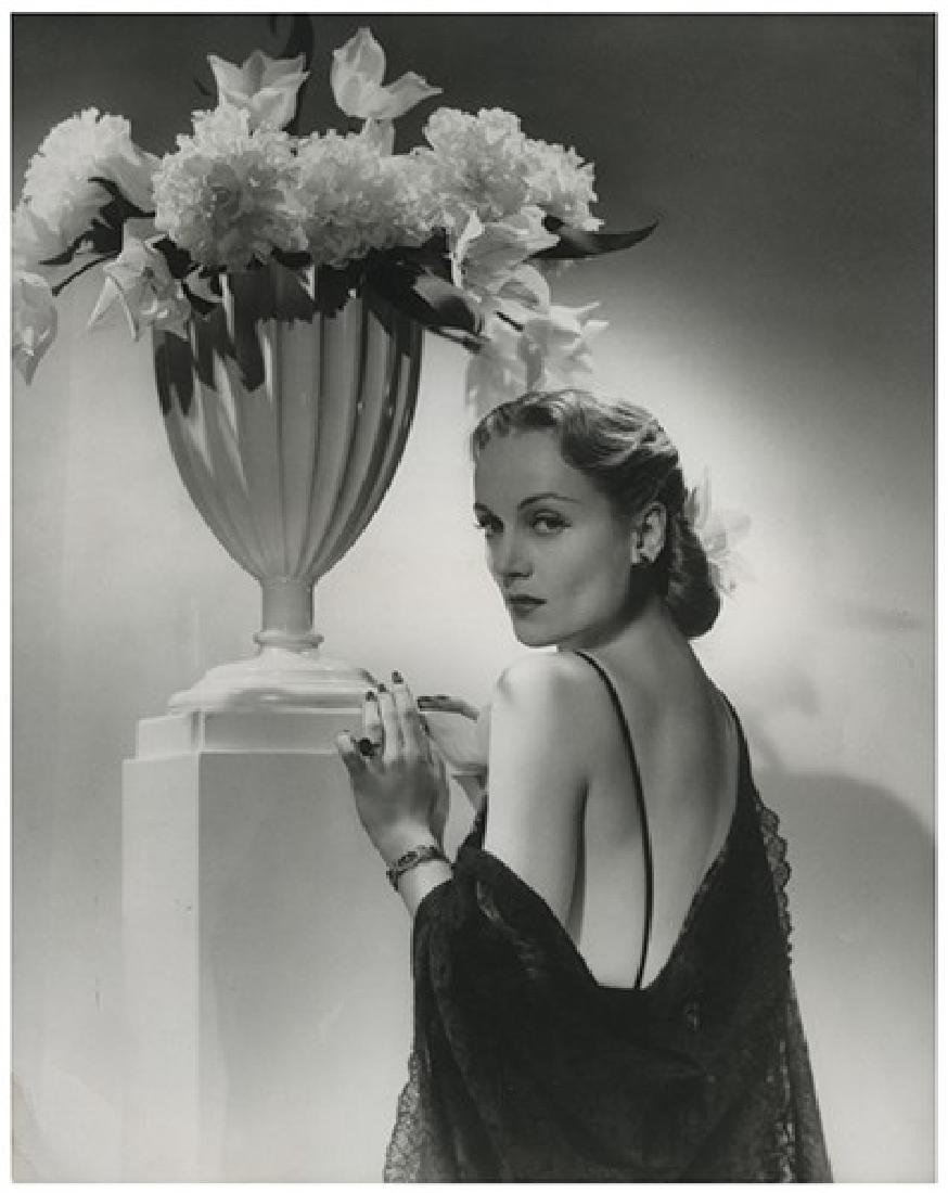 Carole Lombard Glamour Photo from the John Springer