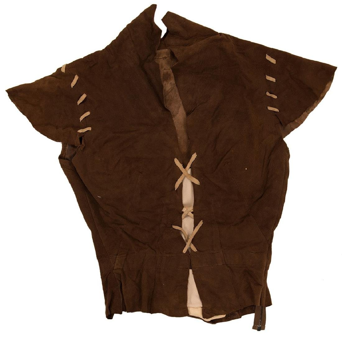 "Mala Powers Tunic From ""Rose of Cimmarron."""