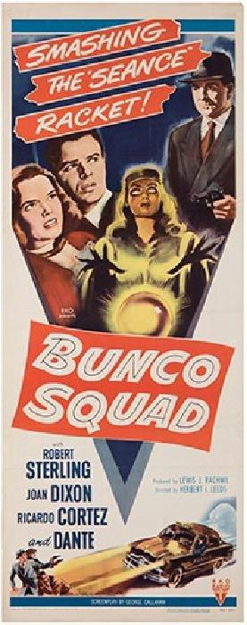 Bunco Squad.