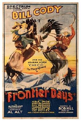 Frontier Days.
